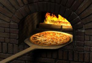 Pizza Menu Header