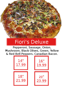 Final Pizza Fioris Deluxe 2