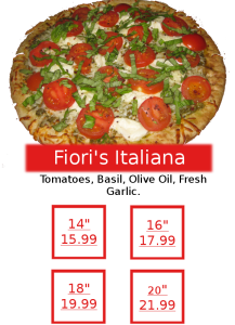 Final Pizza Fioris Italiana 2